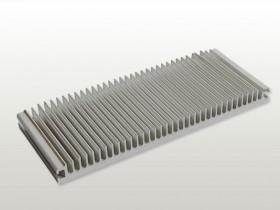 Z004梳齿散热器 铝板散热器